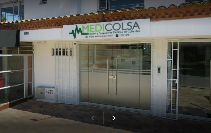 fachada medicolsa sas